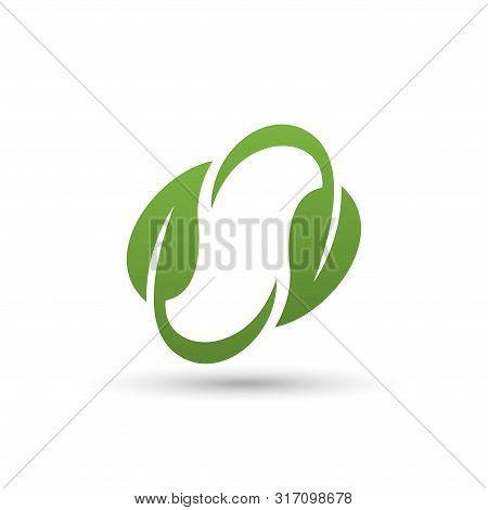 Green Leaf Logo, Two Green Leaf Vector Eps10, Leaf Icon Vector, Leaf Icon Eps, Leaf Icon Jpg, Leaf I