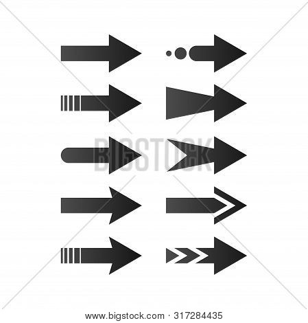 Black Right Arrow Icon Set, Black Arrow Icon Eps10, Right Arrow Icon Vector, Right Arrow Icon Jpg, R