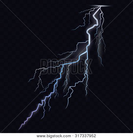 Lightning Bolt  Vector & Photo (Free Trial) | Bigstock