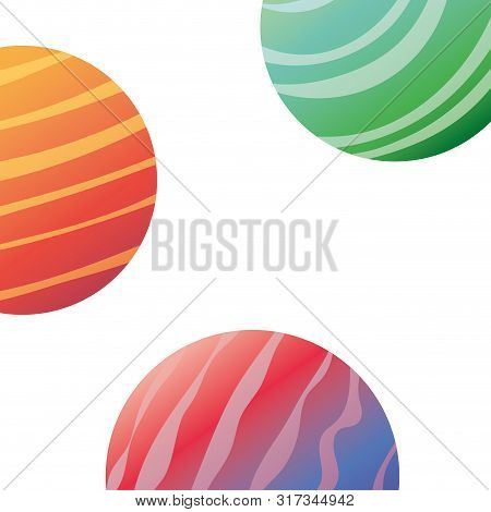 Planet Of The Solar System Isolated Icon Vector Illustration Design