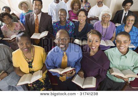 Congregação afro-americana