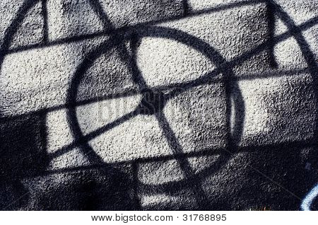 grunge urban background and details