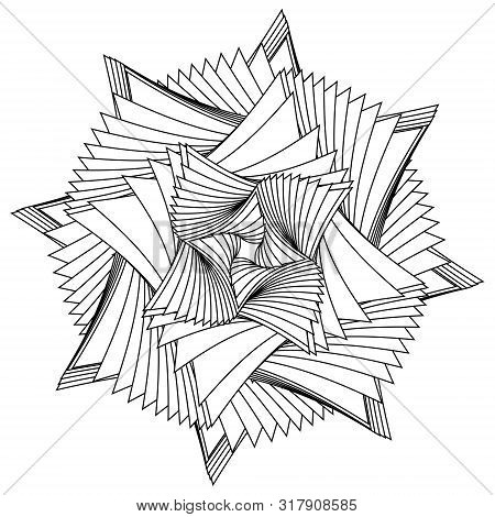 Abstract Art Object Pattern Images, Illustrations & Vectors