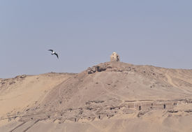 Tombs of the Nobles Aswan Egypt