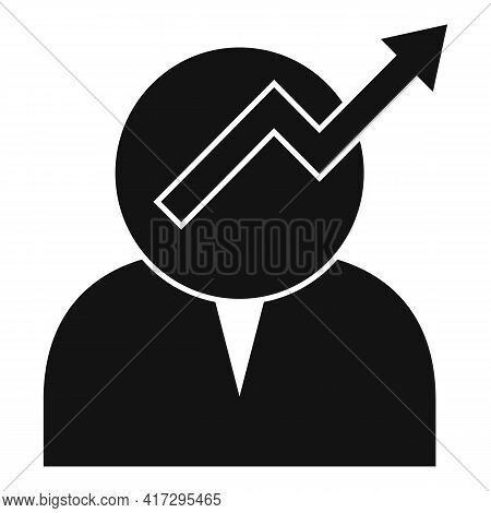 Grow Personal Traits Icon. Simple Illustration Of Grow Personal Traits Vector Icon For Web Design Is