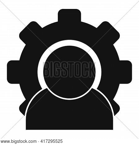 Business Personal Traits Icon. Simple Illustration Of Business Personal Traits Vector Icon For Web D