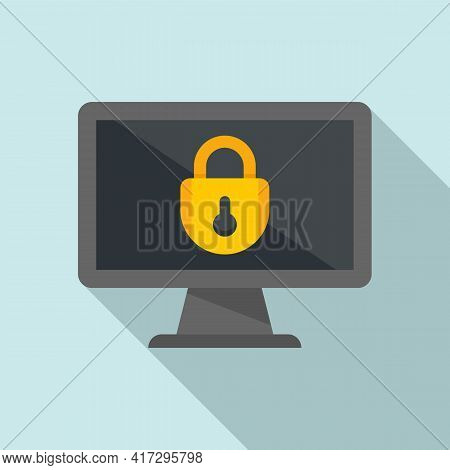 Multi-factor Authentication Icon. Flat Illustration Of Multi-factor Authentication Vector Icon For W