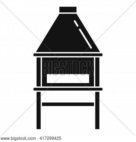 Blacksmith Equipment Icon. Simple Illustration Of Blacksmith Equipment Vector Icon For Web Design Is