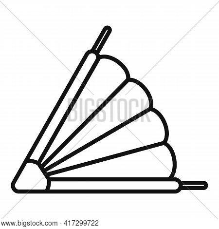 Blacksmith Blower Icon. Outline Blacksmith Blower Vector Icon For Web Design Isolated On White Backg