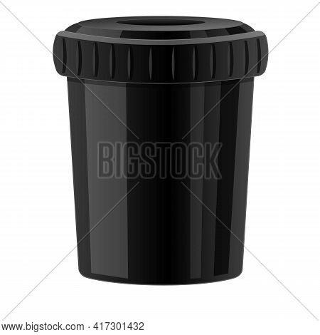 Aqua Softener Icon. Cartoon Of Aqua Softener Vector Icon For Web Design Isolated On White Background
