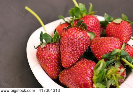 Consumption Of Strawberry Fruit And Human Health,