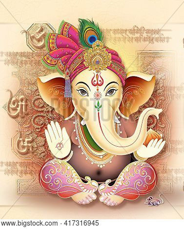 Browse High-resolution Stock Images Of Indian Lord Ganesha. Find Indian Mythology Stock Images For C