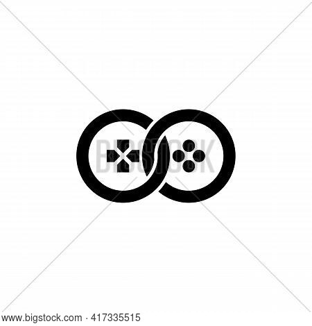 Illustration Vector Design Graphic Of Circle Game