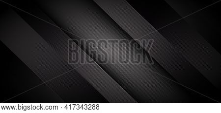 Abstract Diagonal Dark Gradient Stripe Lines Background. You Can Use For Ad, Poster, Template, Busin
