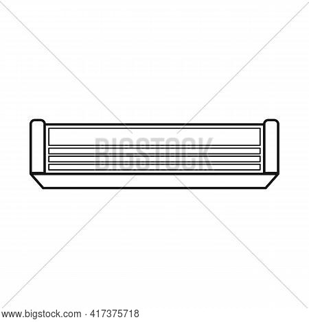 Vector Illustration Of Blade And Shaver Icon. Web Element Of Blade And Safety Stock Symbol For Web.