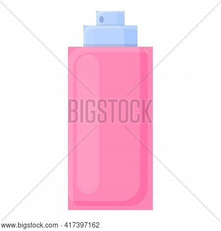 Manicure Paint Spray Icon. Cartoon Of Manicure Paint Spray Vector Icon For Web Design Isolated On Wh