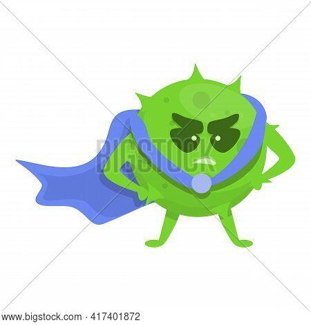 Medical Antibiotic Resistance Icon. Cartoon Of Medical Antibiotic Resistance Vector Icon For Web Des