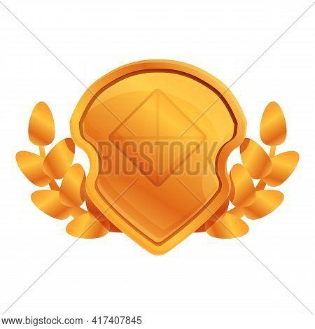 Ranking Premium Icon. Cartoon Of Ranking Premium Vector Icon For Web Design Isolated On White Backgr