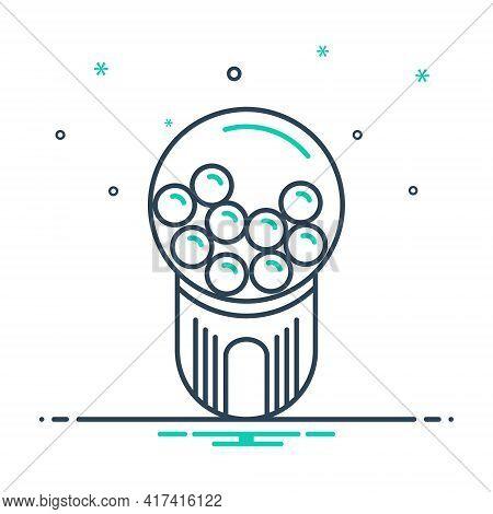 Mix Icon For Bubble-gum-machine Bubble Gum Machine Candy