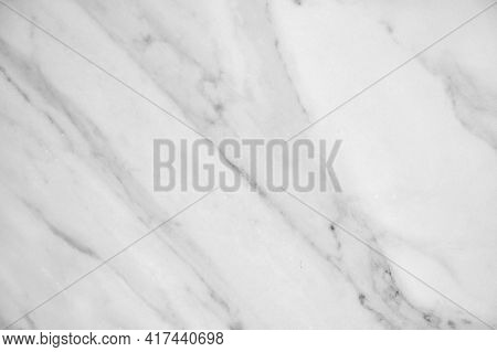 Ceramic Marble Texture With Black And White Stains And Patterns. Home Interior Materials, Slabs And