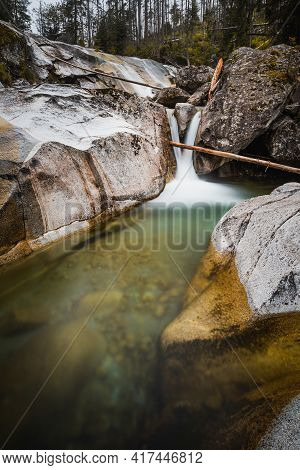 Cold Creek Waterfalls