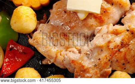 Pyachysta - Traditional Belarusian Dish , Especially Pork