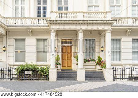 July 2020. London. Architecture South Kensington London England