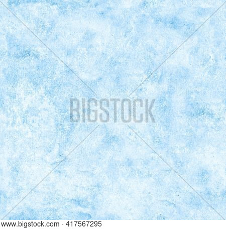 Seamless texture of the old soiled paper. Template of paper texture of blue color. Endless texture can be used for wallpaper, pattern fills, web page background, surface textures
