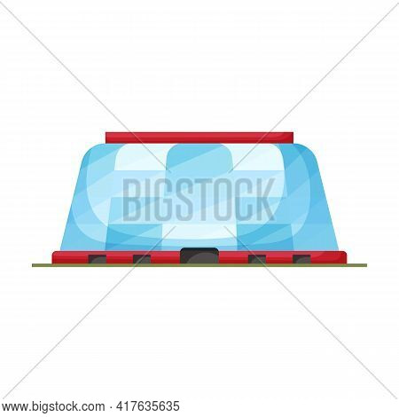 Arena Vector Icon.cartoon Vector Icon Isolated On White Background Arena.