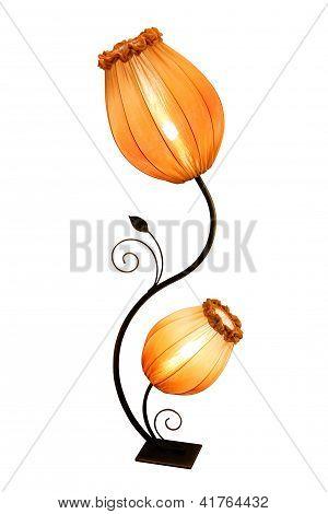 Beautiful Yellow Lamp