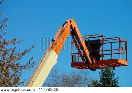 Hydraulic System Elevated Platform Sky Elevated Work Platform System