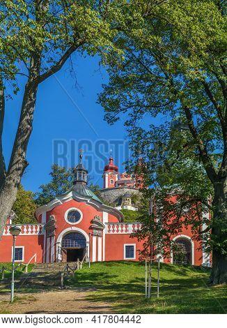 Calvary Banska Stiavnica Is The Most Important Baroque Calvary In Slovakia