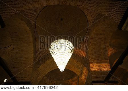 Dome Of Grand Bazaar In Istanbul City, Turkey
