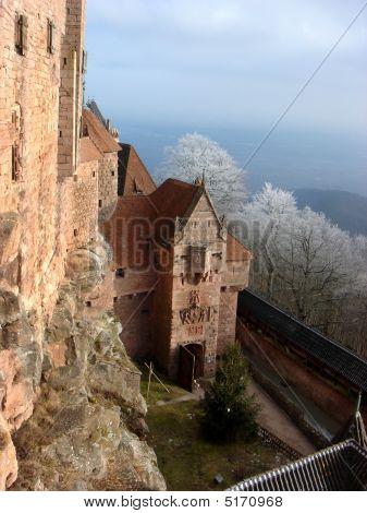 Tor der Burg