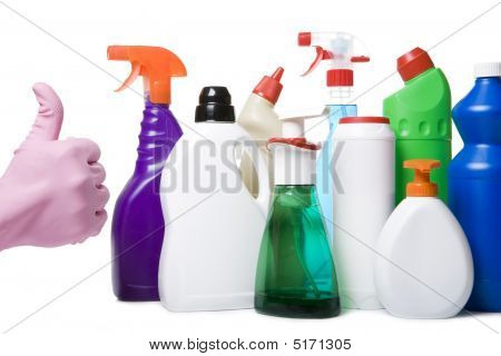 Cleaning Equipment - Yes