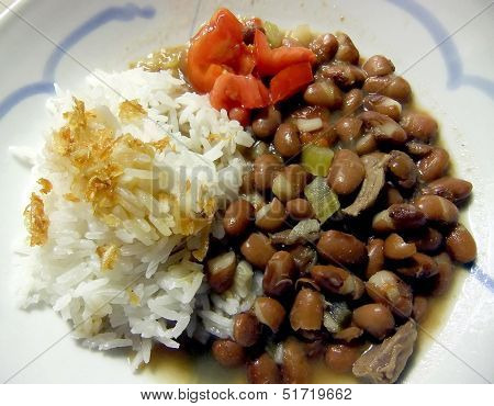 Javanese Brown Bean Soup