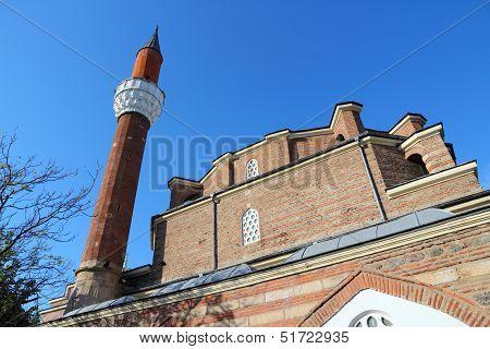 Mosque In Bulgaria