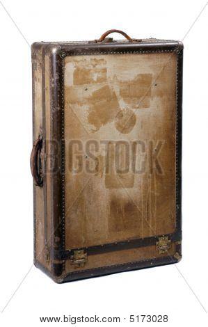 Old Travel Case Vertical