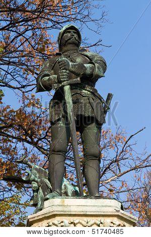 Statue Of John Hunyadi