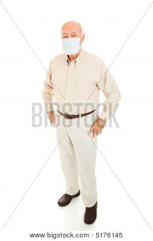 Epidemic - Senior Man Full Body