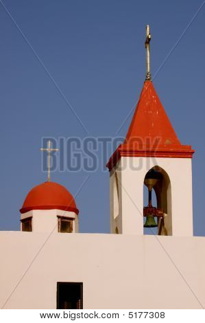 Red Steeple