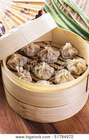 dumpling with filling