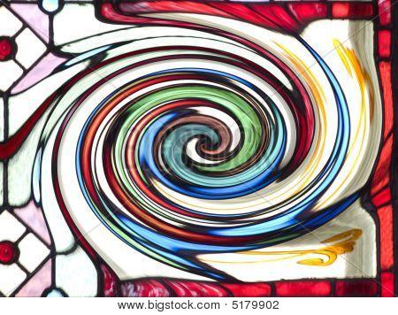 Glass Swirl