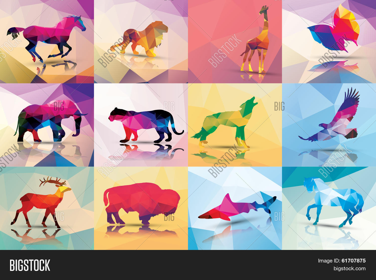 collection geometric vector photo free trial bigstock