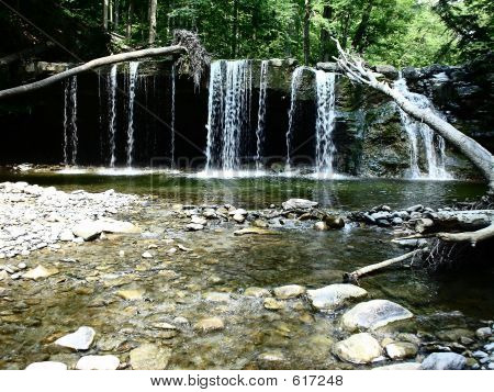 Great Gully Falls Union Springs NY