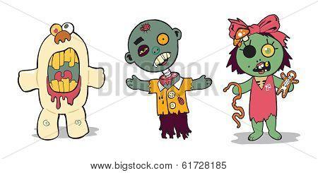 Zombie Family
