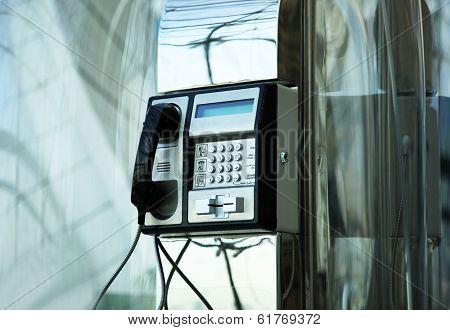 Airport Telephone