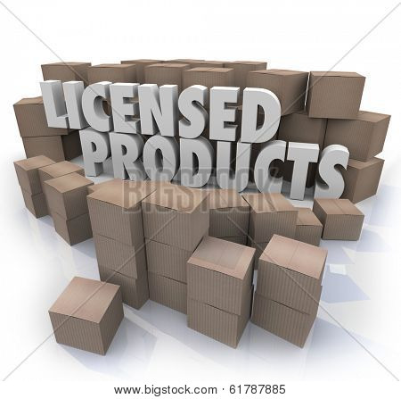 Licensed Products Boxes Official Approved Merchandise Warehouse