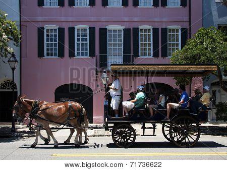 Charleston Carriage Tour