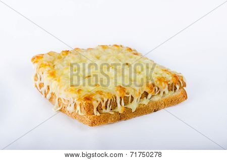 Croque Monsieur, French food